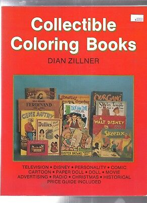 Collectible Coloring Books by Dian Zillner