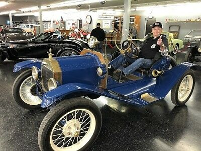 1915 Ford Model T  1915 Model T Speedster Torpedo rare and collectible
