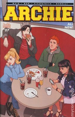 Archie (2nd Series) #27A 2018 VF Stock Image