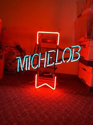 Vintage  Michelob  Neon Bar Sign