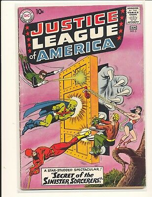 Justice League of America # 2 G/VG Cond.