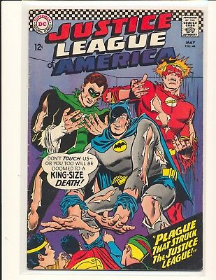 Justice League of America # 44 VG/Fine Cond.