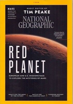 national geographic-NOV 2018-RED PLANET.