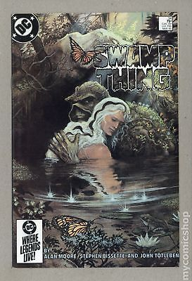 Swamp Thing (2nd Series) #34 1985 VF+ 8.5