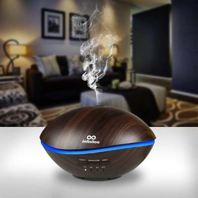 Infinitoo Whale Aroma Diffuser Luftbefeuchter Raumbefeuchter