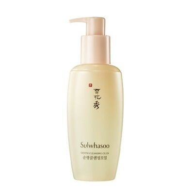Sulwhasoo Gentle Cleansing Oil EX 200ml 6.76oz All Skin Care Korea Beauty