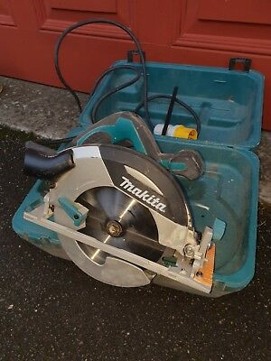 Makita 110v 1400w circular saw