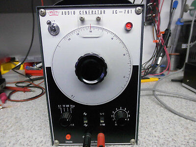 Audio Generator Ag-761