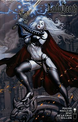 Lady Death Nightmare Symphony #1 ~ Hard Cover Edition ~ Coffin Comics