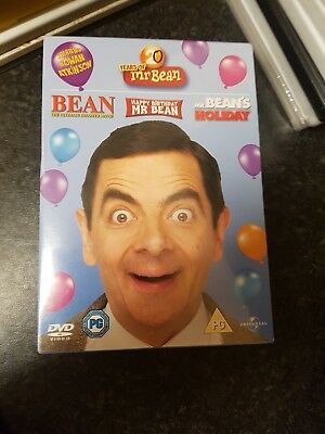 Mr Bean 20 Years of Mr Bean DVD NEW SEALED