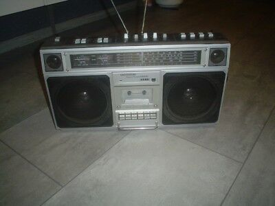 Universum SuperSound 16000 Stereoanlage / Radio / Ghettoblaster / Boombox