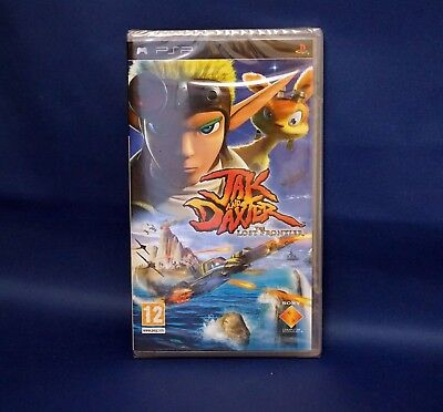 Jak and Daxter The Lost Frontier - PSP PlayStation Portable New & Sealed