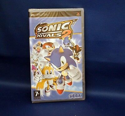 Sonic Rivals 2 - PSP PlayStation Portable - New & Sealed