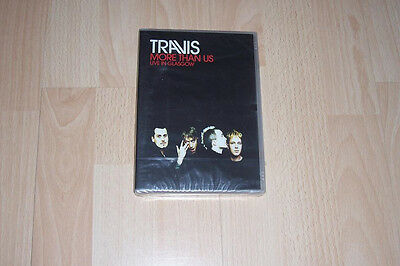 Travis - More Than Us --- DVD --- Musik ---   NEU OVP