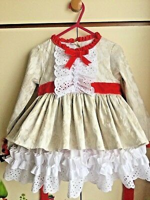 Baby & Toddler Clothing Spanish Dress Age 3 Small Fit Clothing, Shoes & Accessories