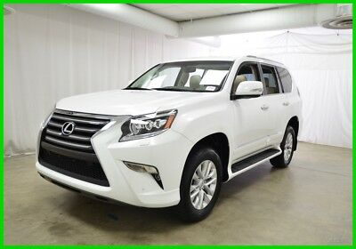 2016 Lexus GX 4DR SUV 4WD 2016 4DR SUV 4WD Used Certified 4.6L V8 32V Automatic 4WD SUV Premium