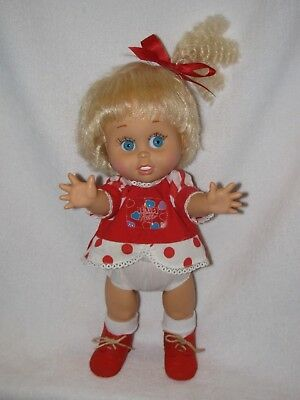 "13"" Galoob Baby Face Doll #7 ""So Innocent Cynthia"""