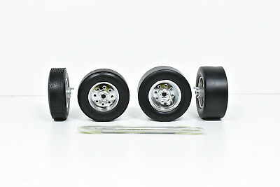 Mag Wheel Set Of 4 - 1:18 Scale - Centreline Style