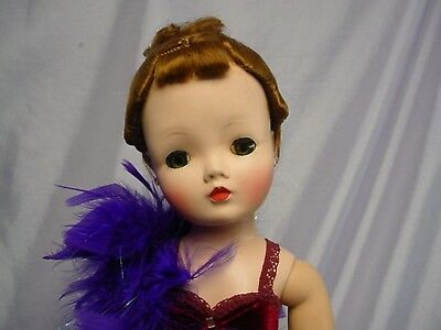 "Madame Alexander 1950's Blonde CISSY Doll 20"" GORGEOUS"
