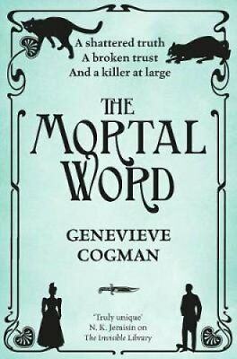 The Mortal Word by Genevieve Cogman 9781509830725 (Paperback, 2018)