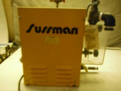 Sussman  P91C1  Ser. 90  Iron Compatible Steam Generator