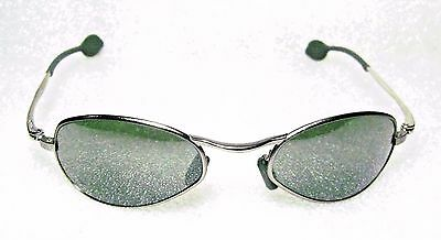 Ray-Ban USA NOS Vintage B&L Orbs Prophecy W2577 Oval Wrap G-15 New Sunglasses