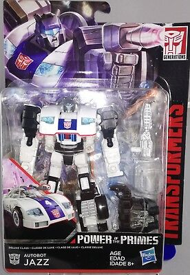 Transformers Power of the Primes Deluxe Jazz neu/ovp TOP!!!!