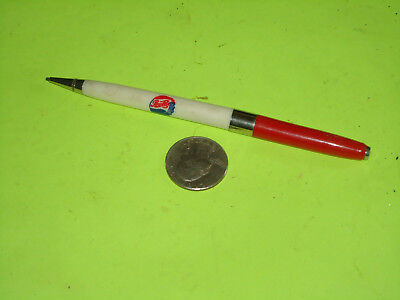 Pepsi Cola Soda Advertising Mechcanical Pencil-Lewistown, Idaho Plant Visit