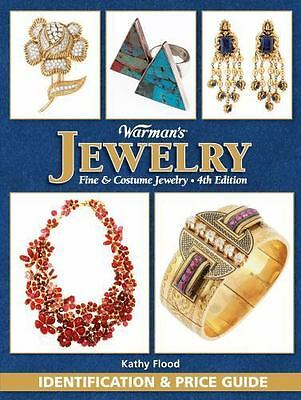 Warman's Jewelry: Identification and Price Guide-ExLibrary