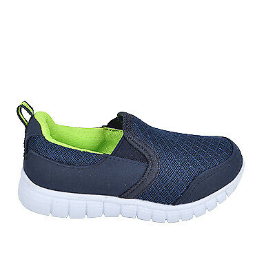 Rover | 8Mile | Kids boys casual comfort flat slip on trainer | Spendless