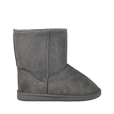 NEW Spendless Mens Igloo Exist Fluffy Indoor Easy Pull On Style Ugg Boots