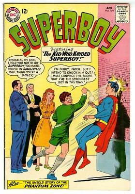 Superboy #104 (1963) Fine New DC Silver Age Collection