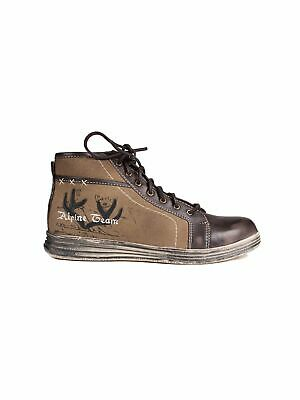 Stockerpoint Traditional Boots 1295 Brown Vintage