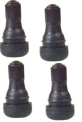 "Fire Power 412 Series Pop-In 0.453"" Tire Valve Stems 4-Pack"