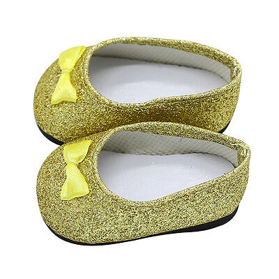 Beautiful Doll Shoes Fits 18 Inch Doll and 43cm baby dolls shoes
