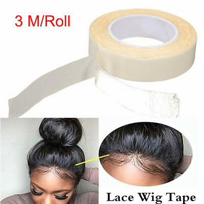Hair Extension Adhesive  For Weft Wig  Double Sided Tape Lace Glue Tape