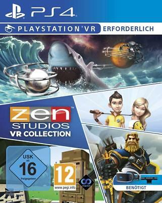 Zen Studios - VR Collection  (VR-only)          PS4         !!!!! NEU+OVP !!!!!