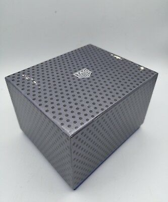 TAGHeuer box new unique with booklets and accessories