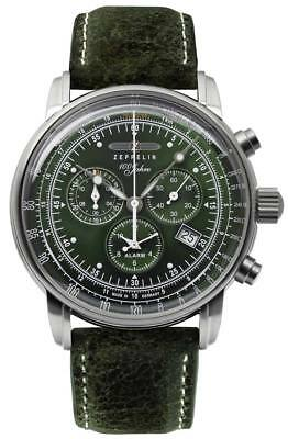 Zeppelin 8680-4 - Watch - Gents - Chronographs - Quartz Watch - New