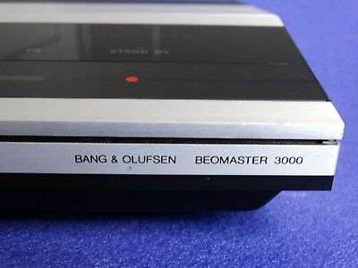 Beomaster 3000 Receiver Bang Olufsen Tuner Amplifier Typ 2939 80s TOP