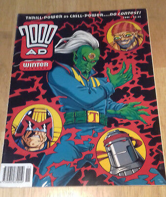 2000ad Winter Special 1993 Number 5 Rare UK Comics No 5
