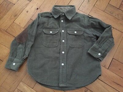 Ralph Lauren & BNWOT OshKosh Check Shirt - Boy - 2 Items - Size 2T