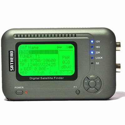 Digital Satellite Finder Sh-200Hd Sathero