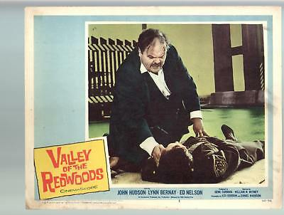 Valley Of The Redwoods-Bruno VeSota-11x14-Color-Lobby Card