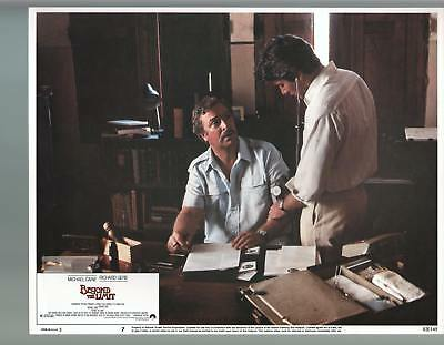 Beyond The Limit-Richard Gere-Michael Caine-11x14-Color-Lobby Card-FN