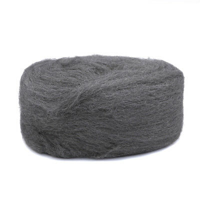 Grade 0000 Steel Wire Wool Wrap for Polishing Grinding Cleaning Removers LD