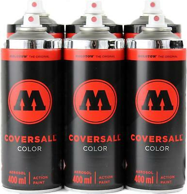 Molotow Coversall Chrome & Black Pack