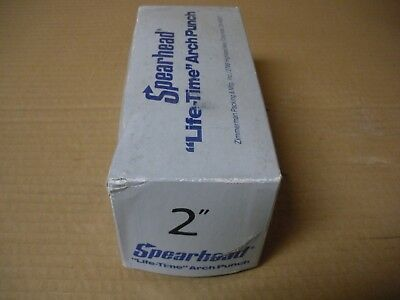 "Spearhead Lifetime Arch Punch 2"" , New In Box"