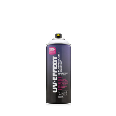 Montana UV-efecto luminiscente
