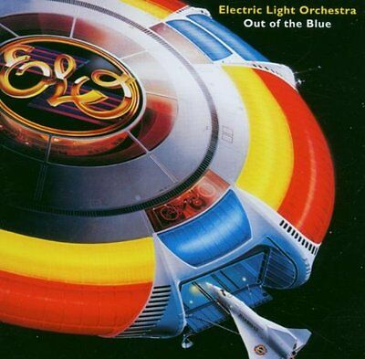 Electric Light Orchestra Elo: Out Of The Blue Remastered Cd Inc Bonus Tracks New
